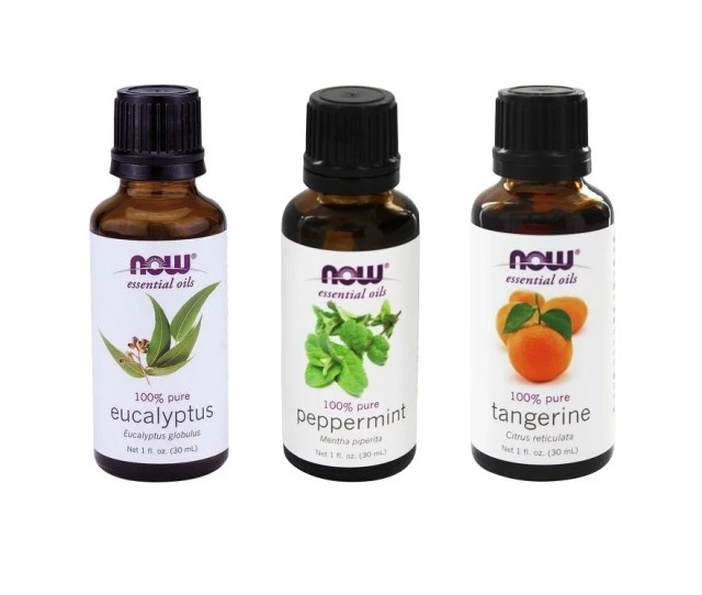 Shop Now Foods Essential Oils Mental Focus  Piece Set Eucalyptus Tangerine Peppermint Free Shipping On Orders Over  Overstock Com