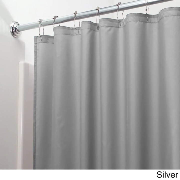 How To Remove Mold From Fabric Shower Curtain Liner | www ...