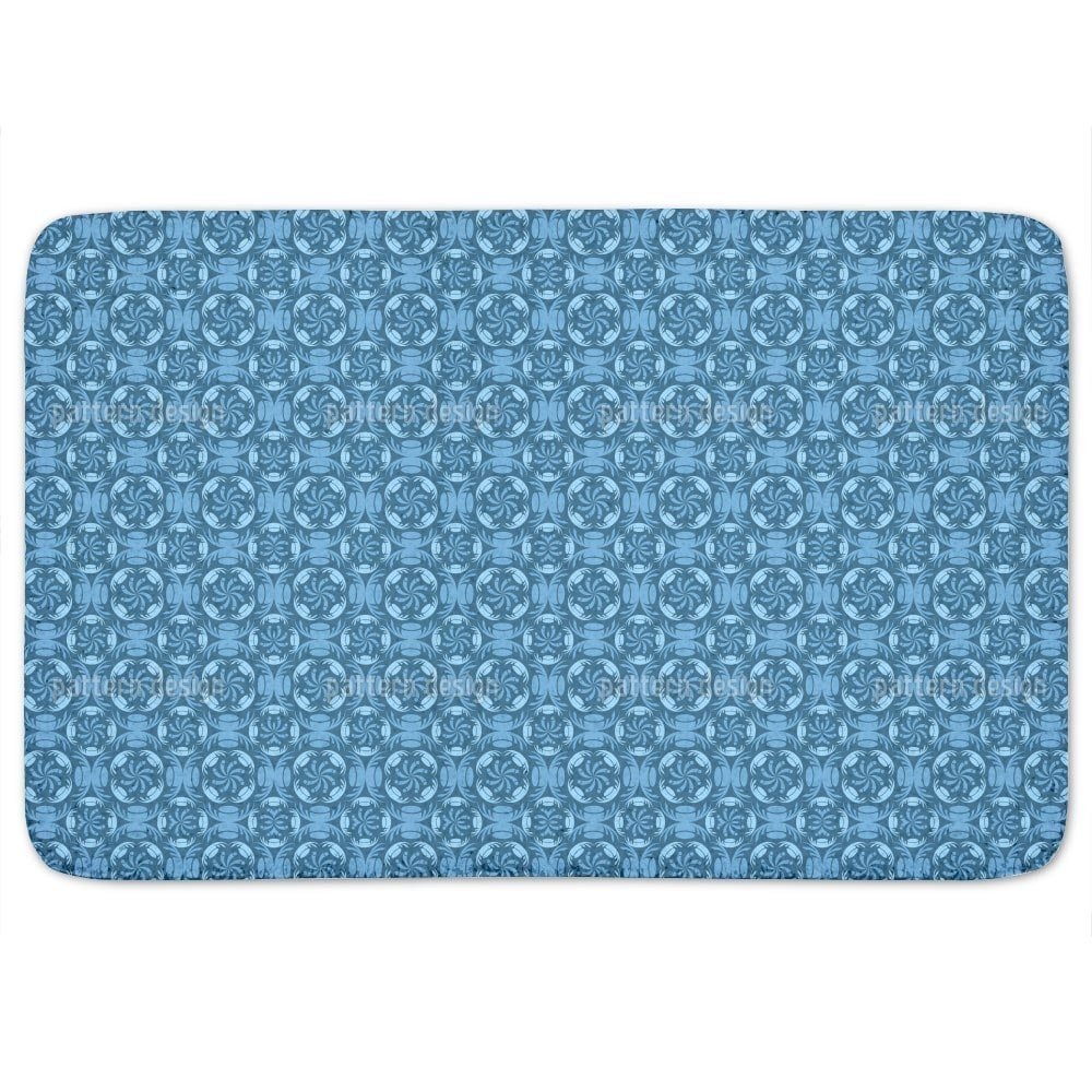 Frozen Bathroom Frozen Twister Bath Mat