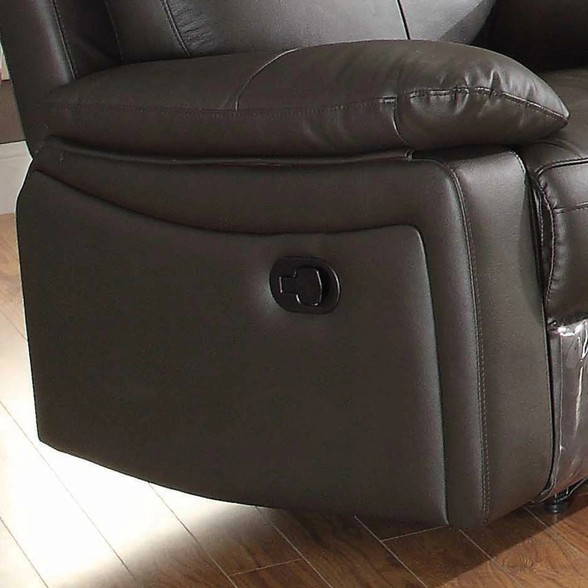 ryker reclining sofa and loveseat 2 piece set bernhardt walsh shop leather on sale free shipping today overstock com 11854520