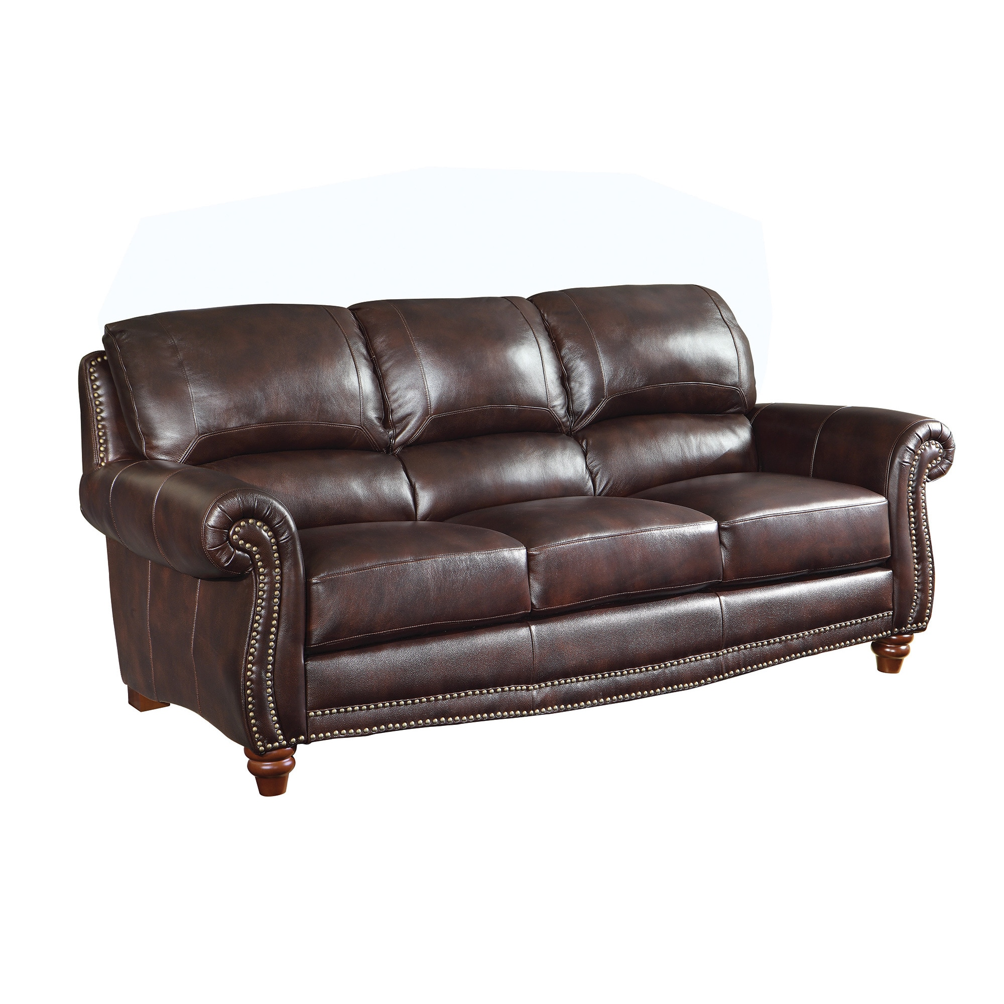 burgundy leather sofa and loveseat stripped coaster company free shipping today overstock com 19038711