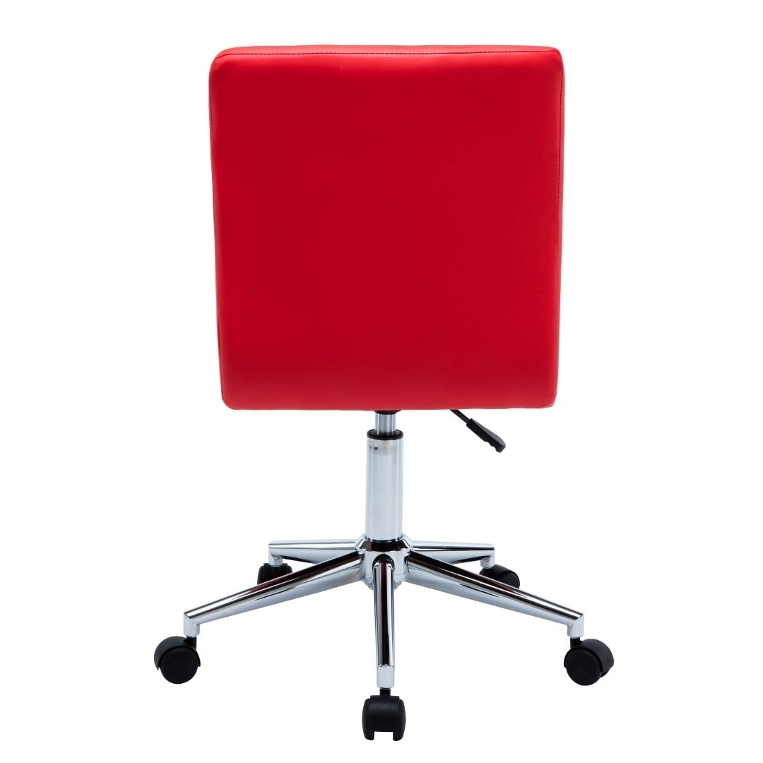 Red Desk Chair Porthos Home Finch Office Chair