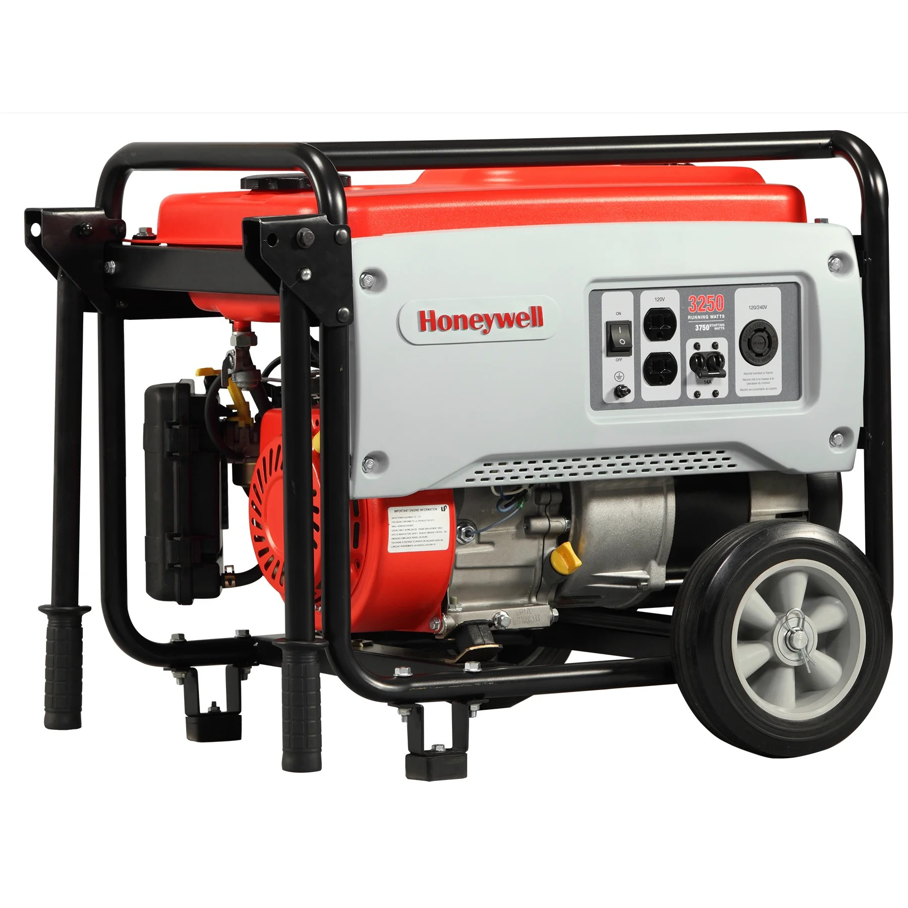 hight resolution of shop generac d46150 3250 watt carb compliant portable generator free shipping today overstock 12253309