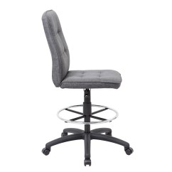 Modern Drafting Chair Best Feeding For Infants Shop Boss Fabric Ergonomic Free Shipping