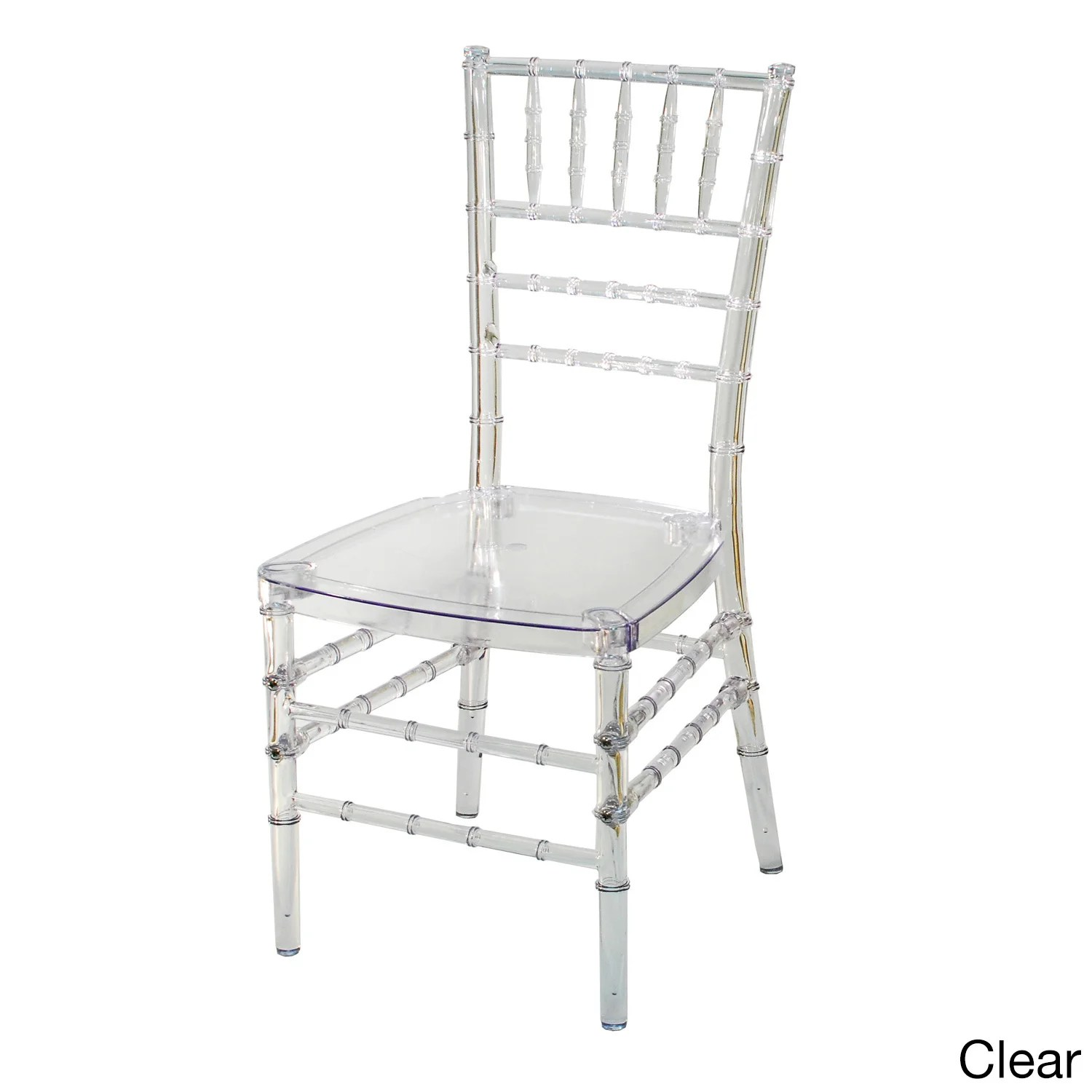 clear chiavari chairs doc mcstuffins erasable activity table and chair set shop mirage blue brown polycarbonate free shipping today overstock com 12523602