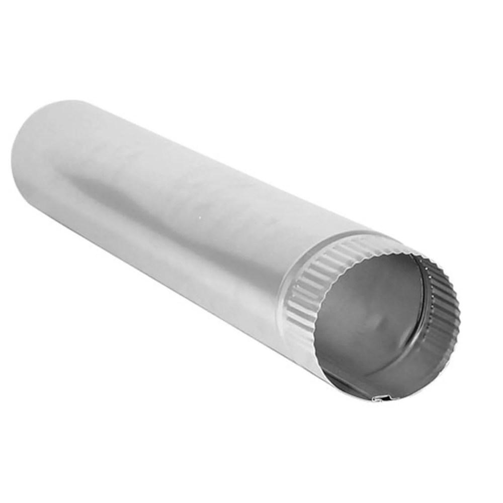 medium resolution of shop dundas jafine p3e 3 x 24 aluminum snap lock pipe free shipping on orders over 45 overstock com 12591316