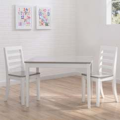 3 Piece Table And Chair Set Ergonomic Desk Canada Shop Delta Children Grey White Or Brown Chairs