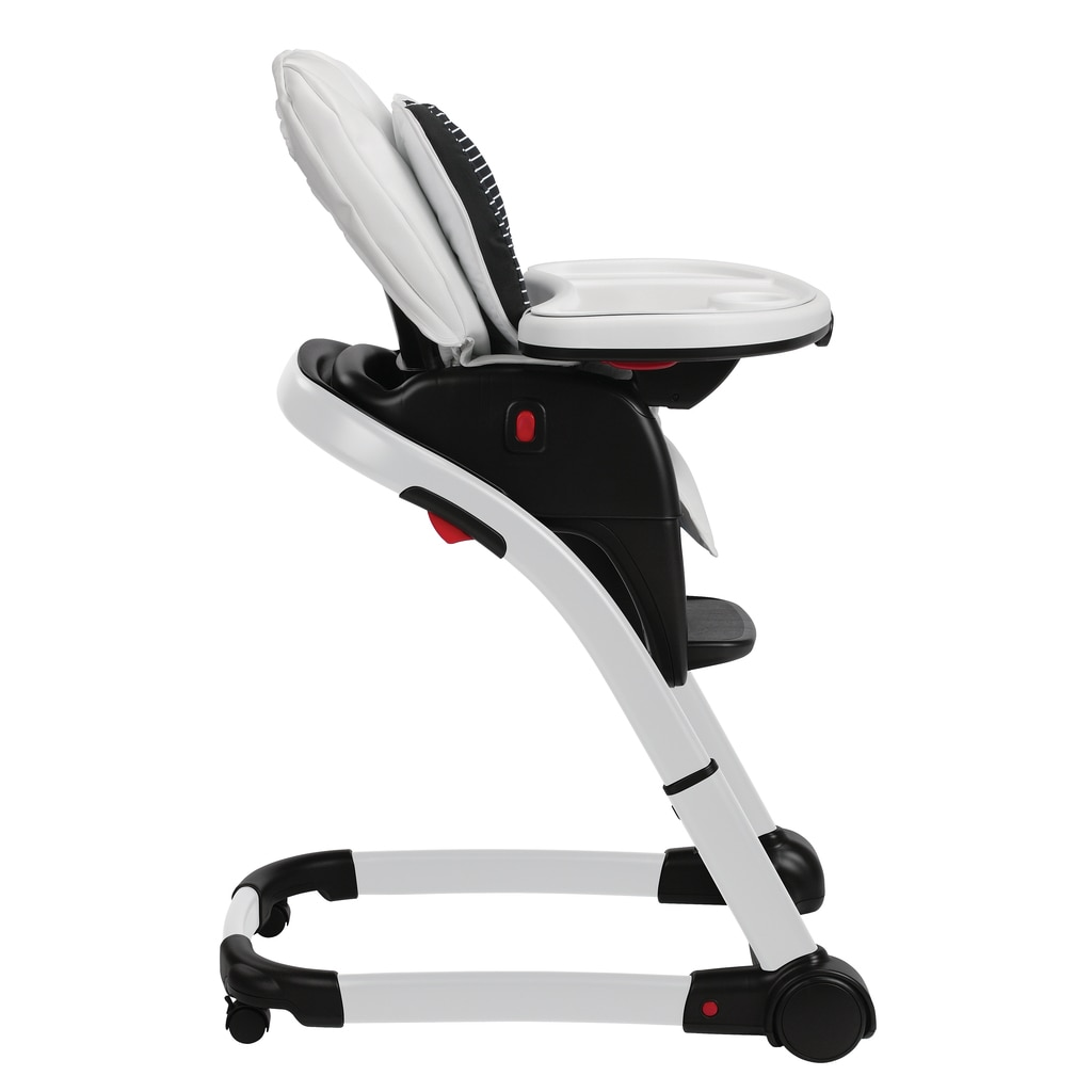 graco high chair 4 in 1 black oversized shop blossom studio highchair free shipping today overstock com 12821190