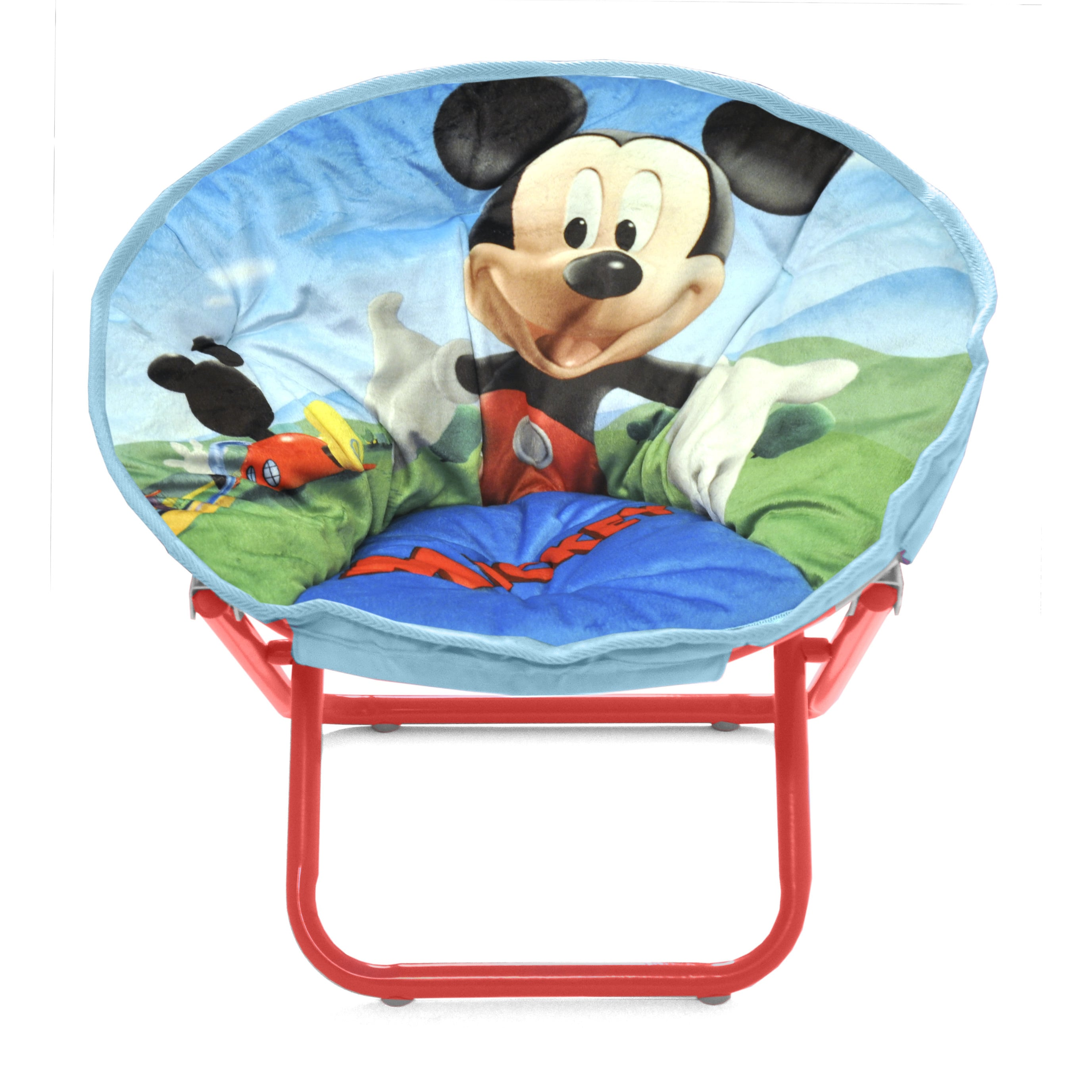 Mickey Mouse Chairs For Toddlers Disney Toddler Mickey Mouse Mini Saucer Kid S Chair