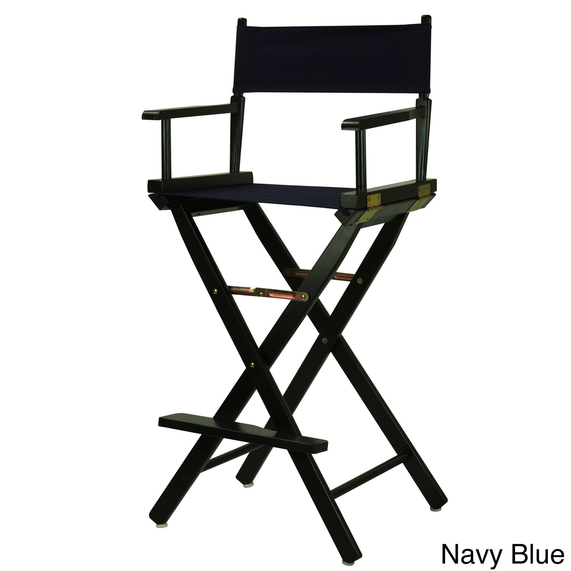 Black Directors Chair Black Frame 30 Inch Director S Chair