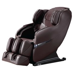Massage Chair With Heat Attached Table Shop Galaxy Optima 2 0 Full Body Shiatsu Recliner Shoulder