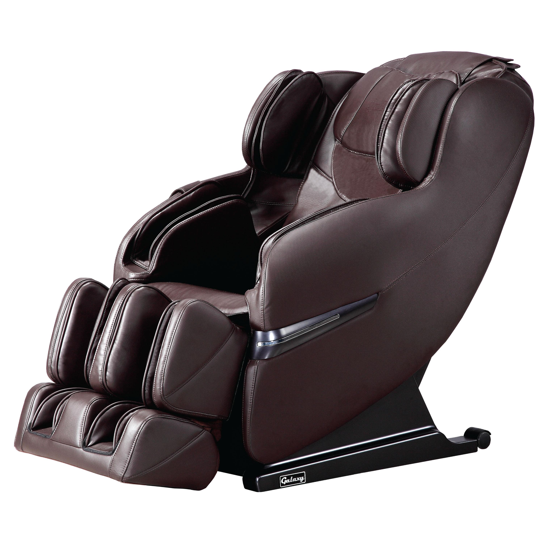 reclining massage chair wheelchair hire perth shop galaxy optima 2 0 full body shiatsu recliner with heat shoulder