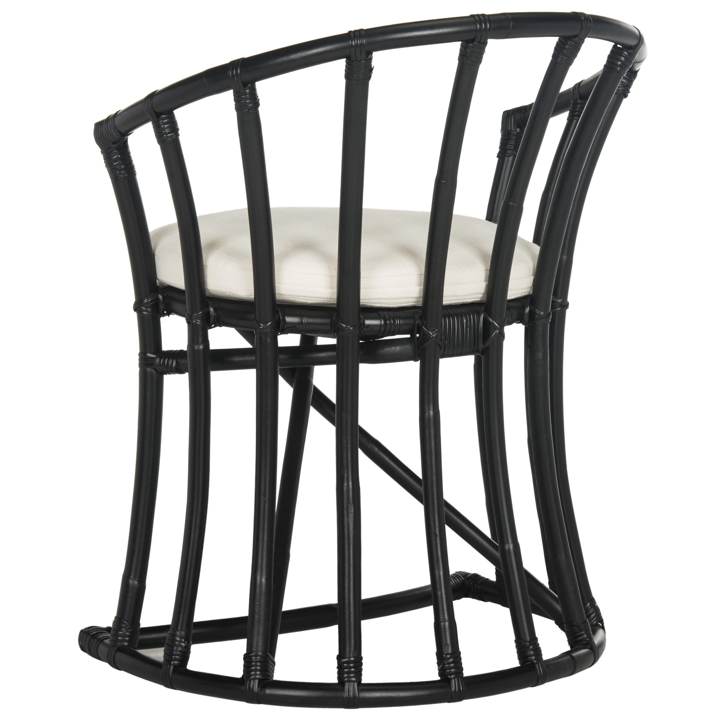 Rattan Accent Chair Safavieh Bates Rattan Accent Chair
