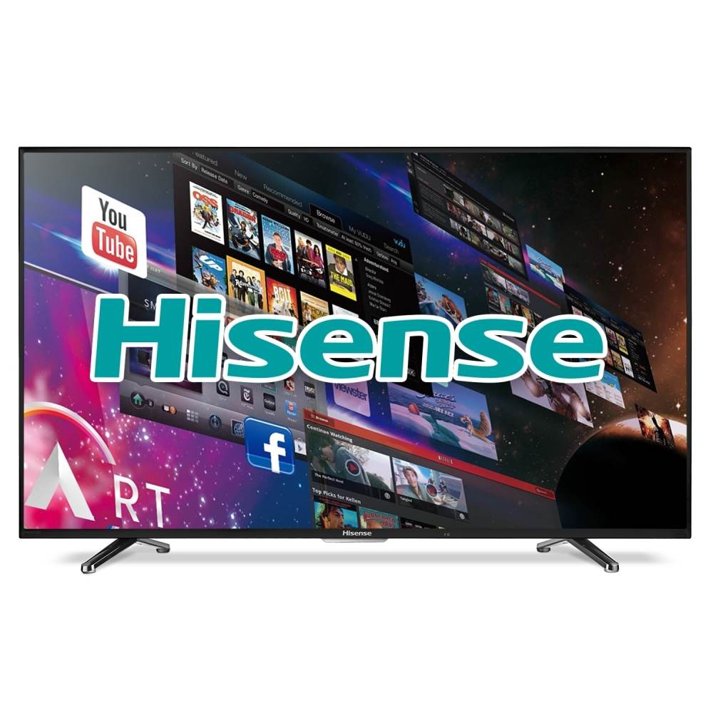 medium resolution of shop hisense 40h5b 40 inch 1080p 60hz smart wi fi led hdtv refurbished as is item free shipping today overstock com 13893427