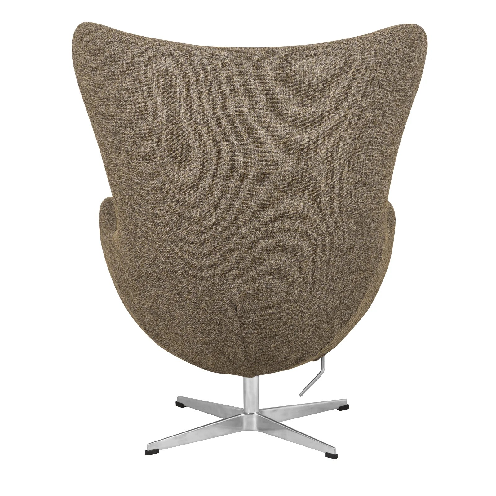 hight resolution of shop leisuremod modena oatmeal wool modern accent lounge chair w ottoman free shipping today overstock 14426754