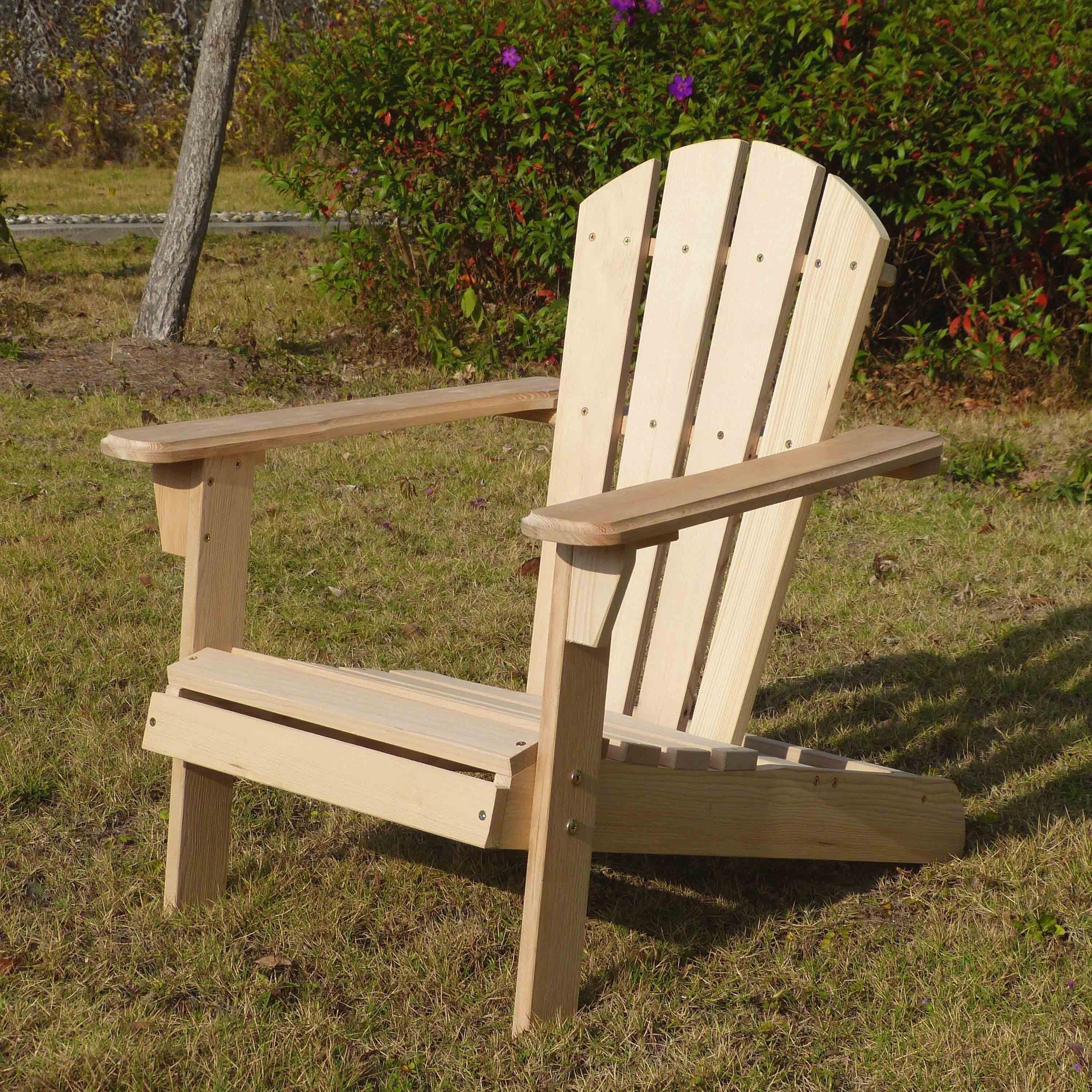adirondack chair kit linen slipcovered dining chairs shop merry products kids free shipping today