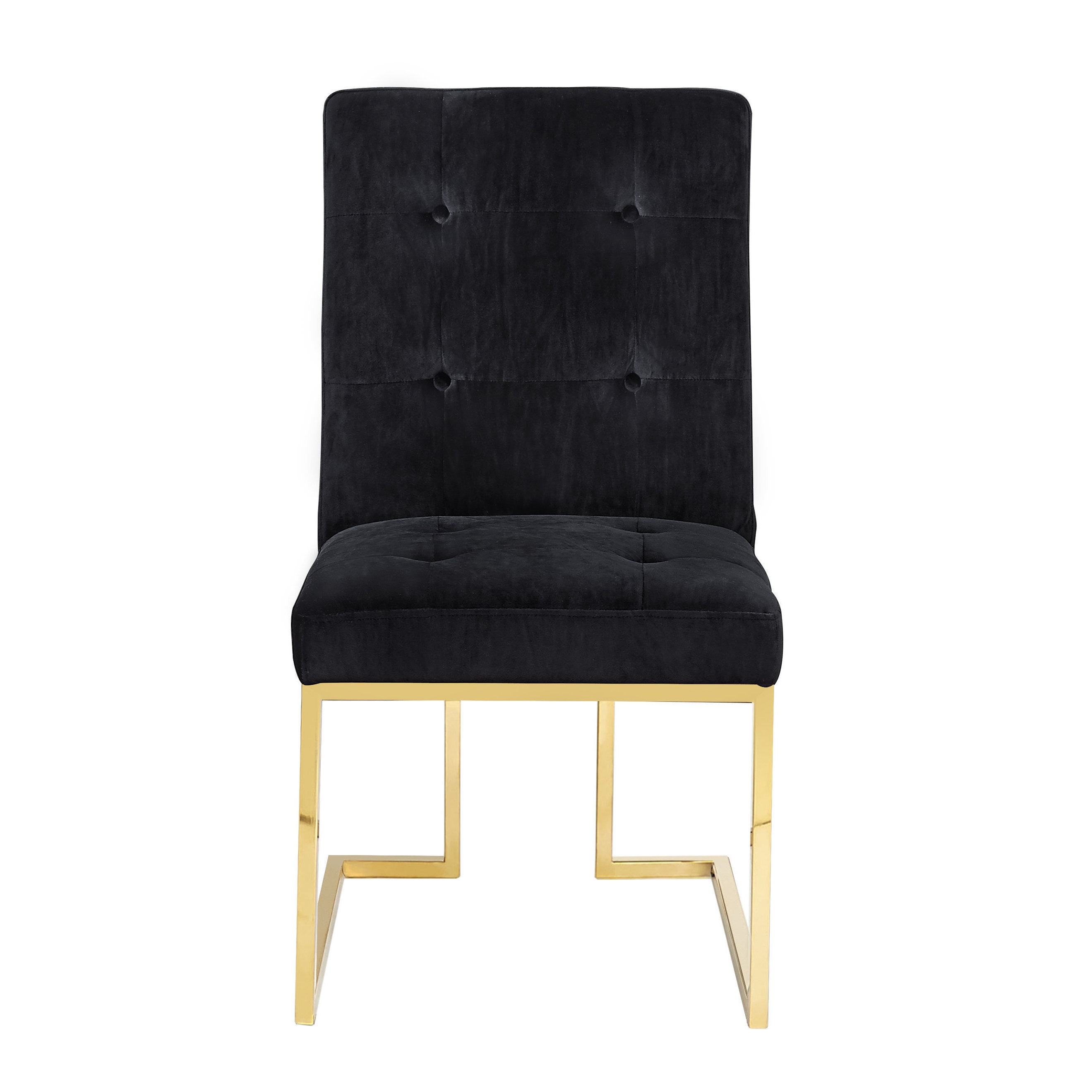 black velvet chair hanging chairs canada shop akiko set of 2 free shipping today overstock com 15871159