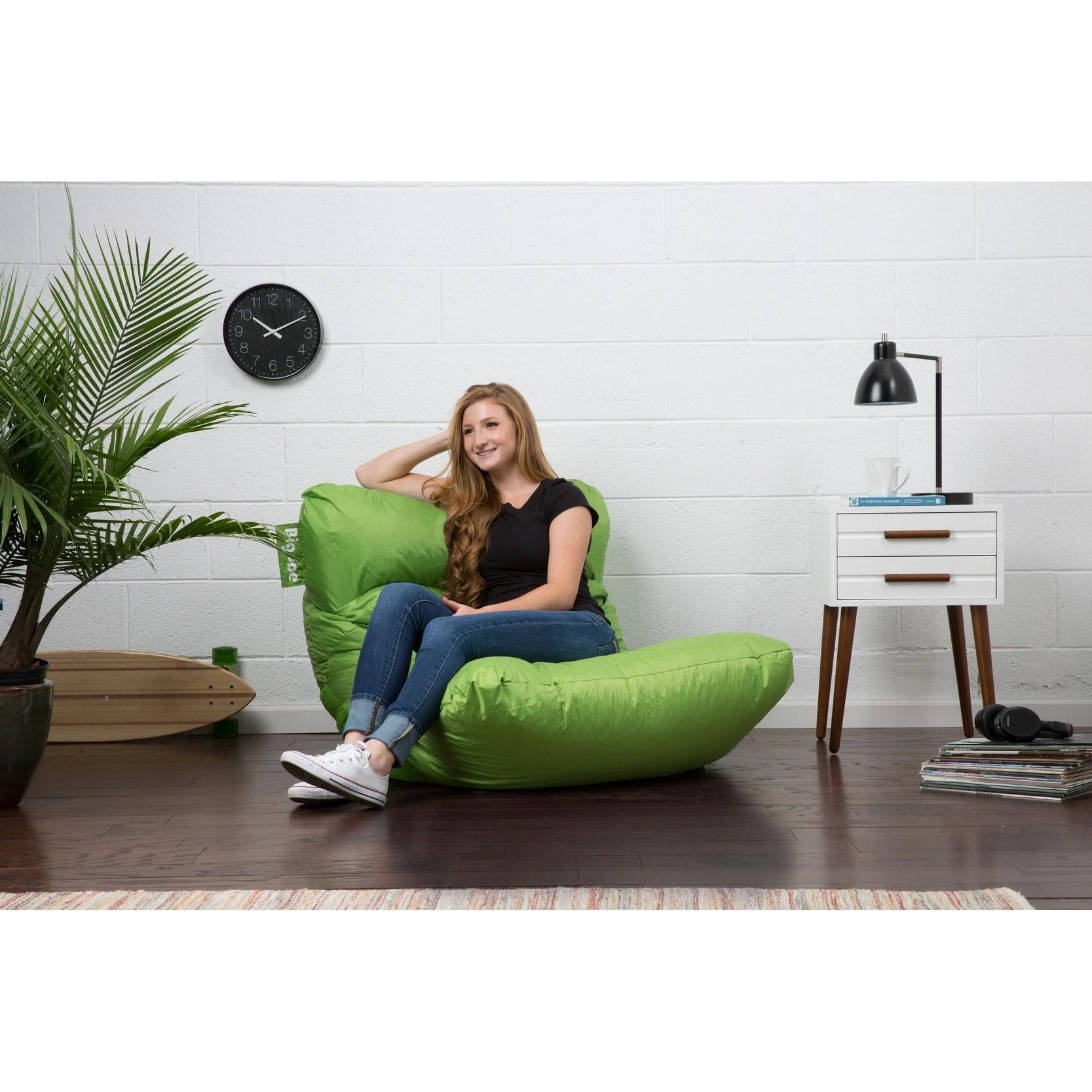 big joe roma floor chair linen dining chairs shop bean bag smartmax free shipping today overstock com 16257655