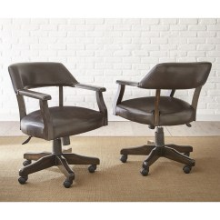 Captains Chair Bar Stool Covers Shop Reynolds Adjustable With Casters By Greyson Living On Sale Free Shipping Today Overstock Com 17182038