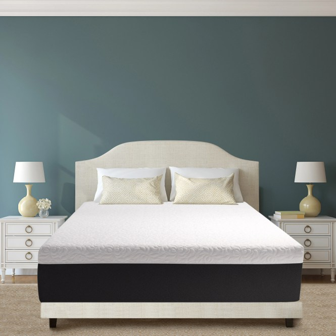 Comfort Tech Elite 12 Inch Full Size Mattress Free Shipping Today 23864926