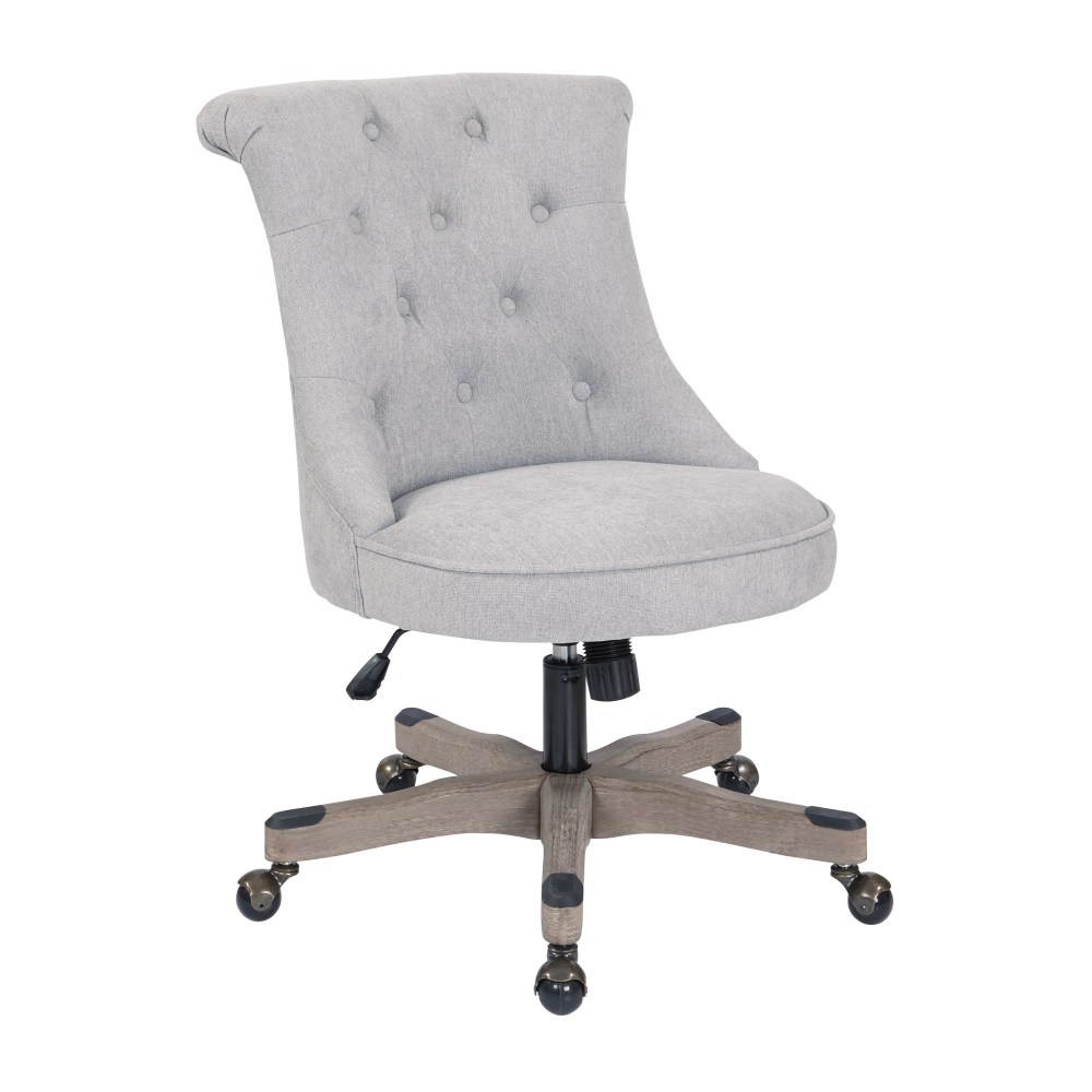 medium resolution of shop porch den joliet tufted home office chair free shipping today overstock 17954288