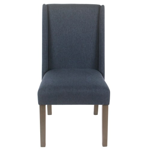 small resolution of shop homepop dinah modern dining chair navy set of 2 on sale free shipping today overstock 18097023