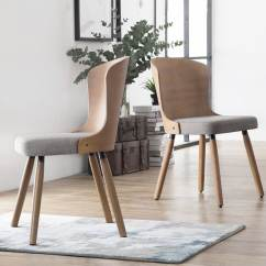 Bamboo Dining Chair Stacking Sling Target Shop Corvus Calvados Mid Century Modern Chairs Set Of 2 On Sale Free Shipping Today Overstock Com 18526096