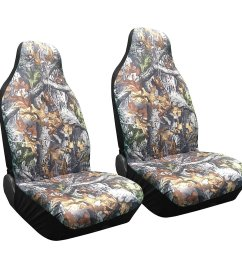 shop set of 2 camo forest front seat cover high back bucket camouflage saab on sale free shipping on orders over 45 overstock com 18695651 [ 1500 x 1500 Pixel ]