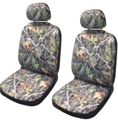 shop camo seat cover pair front row camouflage forest gray saab free shipping on orders over 45 overstock 18695667 [ 1225 x 1225 Pixel ]