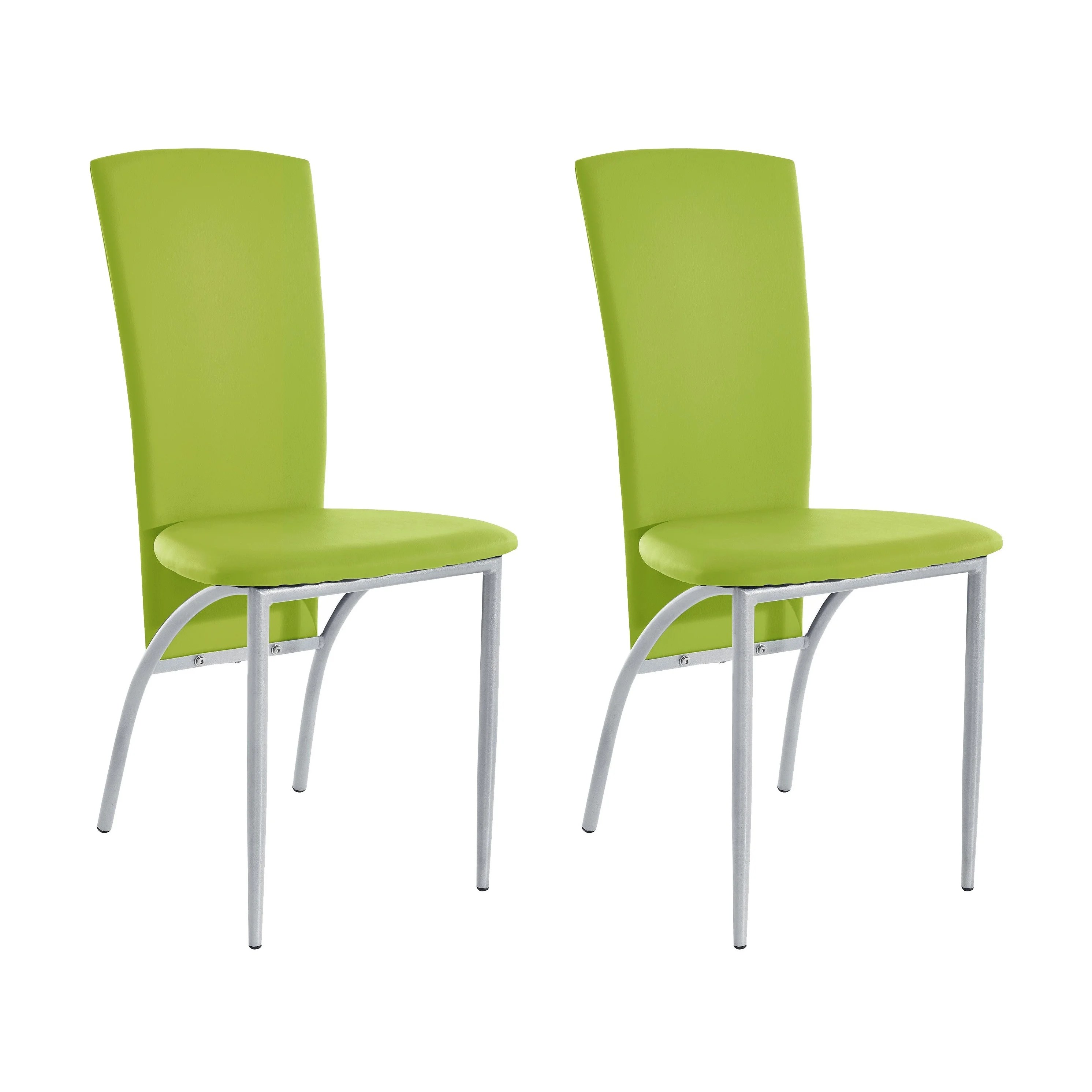 Scandinavian Chairs Scandinavian Living Nevada Dining Chairs Set Of 4 37 8 Inches High X 17 7 Inches Wide X 20 9 Inches
