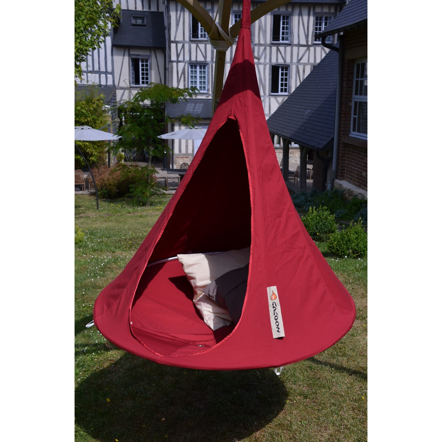 Cacoon Hanging Chair Vivere Home Garden Kids Bonsai Hanging Chair
