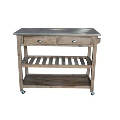 Wire Kitchen Cart Vent Shop The Gray Barn Firebranch Brush On Sale
