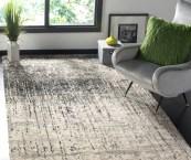 midcentury modern rug