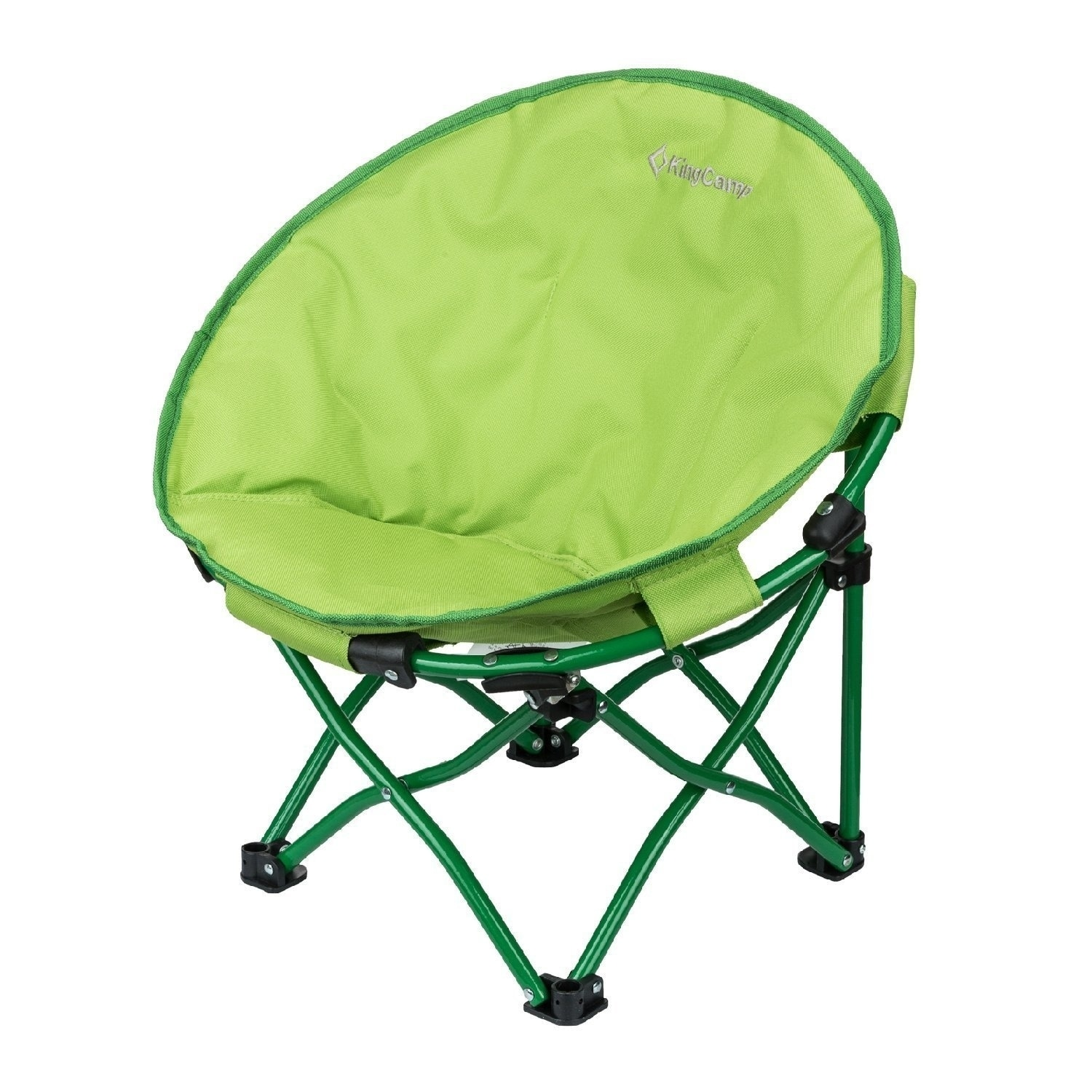 Cute Folding Chairs Kingcamp Cute Saucer Chair Moon Round Mini Size Ultralight Portable Compact Folding