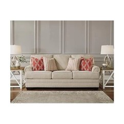 Traditional Sofa Sleeper Green Living Room Shop Benchcraft By Ashley Sansimeon Stone Beige Queen Free Shipping Today Overstock Com 21022400