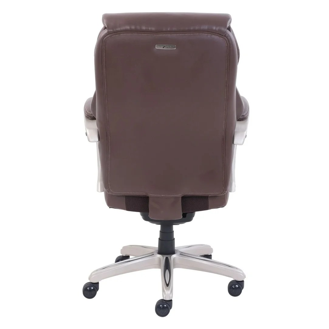 la z boy trafford big and tall executive office chair vino cushions outdoor shop hyland with air technology free shipping today overstock com 21122087