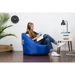 Big Joe Milano Bean Bag Chair Banana Fiber Rocking Shop Smartmax Free Shipping Today