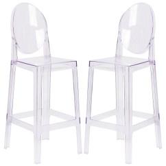 Ghost Bar Chair Chairpro Europe Ltd Shop Modern Design Oval Back Transparent Crystal Stool
