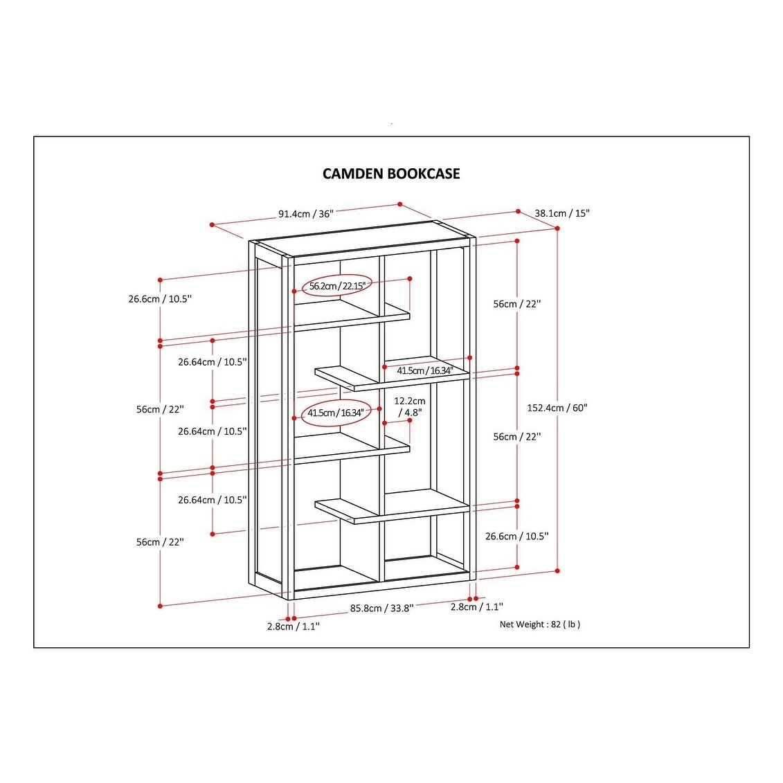 hight resolution of shop wyndenhall benson solid wood 60 inch x 36 inch industrialshop wyndenhall benson solid wood 60