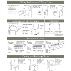 Duck Wing Diagram Animal Cell Coloring Shop Sure Fit Cotton Chair Slipcover Free Shipping Today Overstock Com 2177484