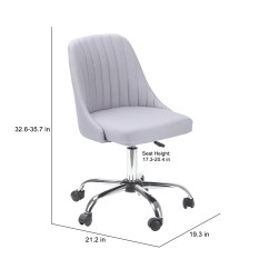 Office Chair Quality Ikea Reclining Shop Porthos Home Chairs Deluxe Ergonomic Height Adjustable On Sale Free Shipping Today Overstock Com 22174745