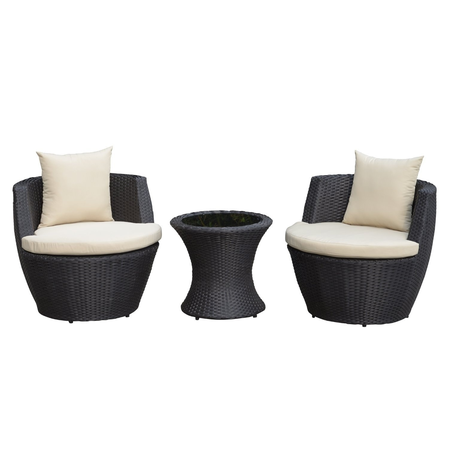 Rattan Egg Chair Set Rattan Nest Chair