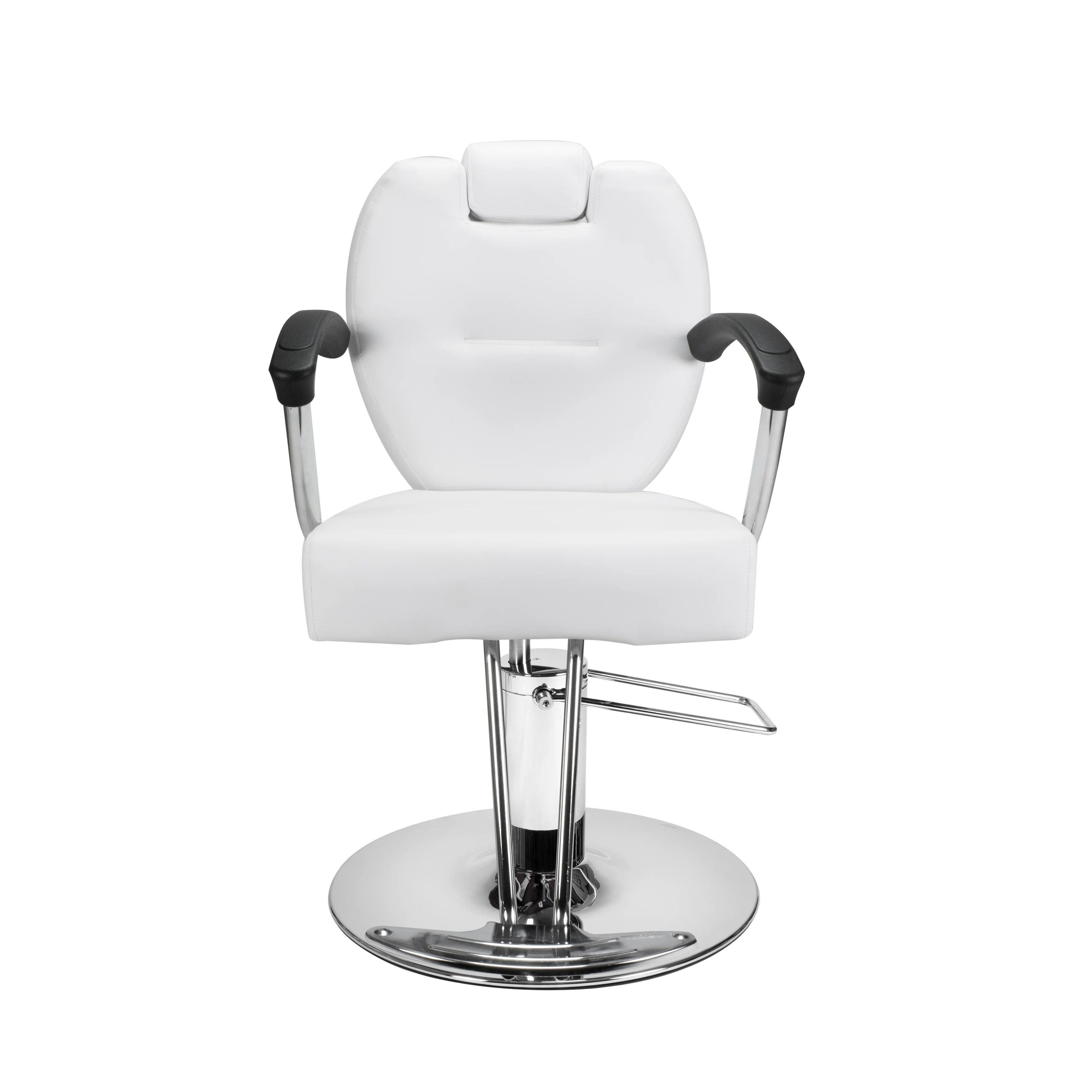 white multi purpose salon chair rocking covers walmart shop herman all styling free shipping today overstock com 24238637