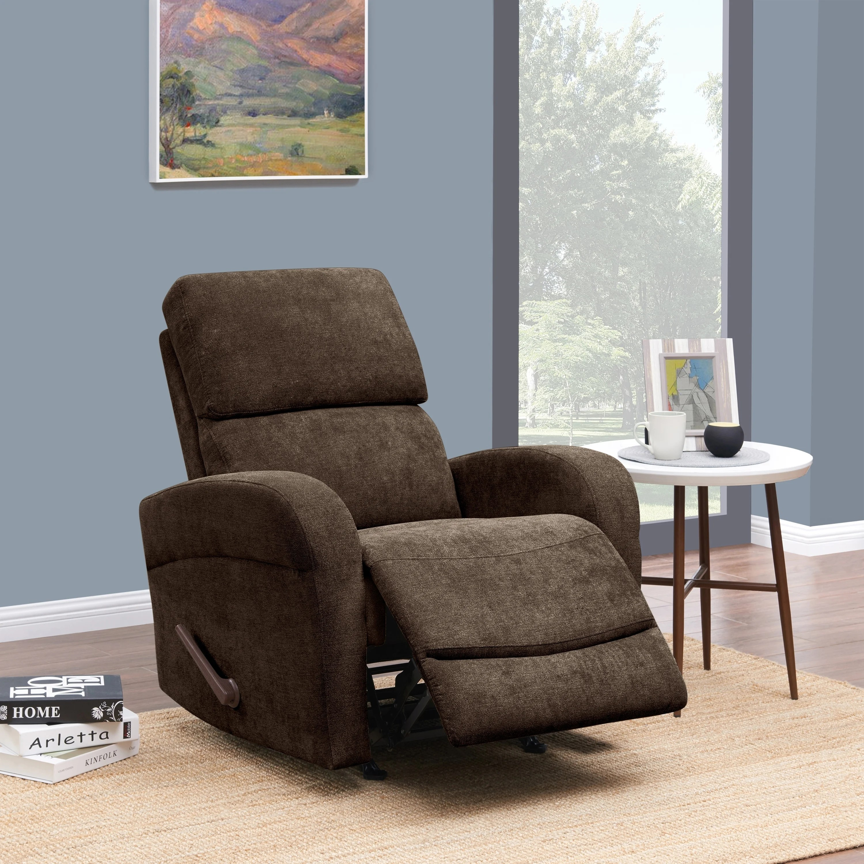 wall hugger recliner chair easy comfort lc 200 lift shop prolounger chenille free shipping