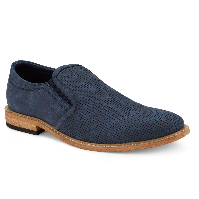 Mens Cloth Slip On Shoes