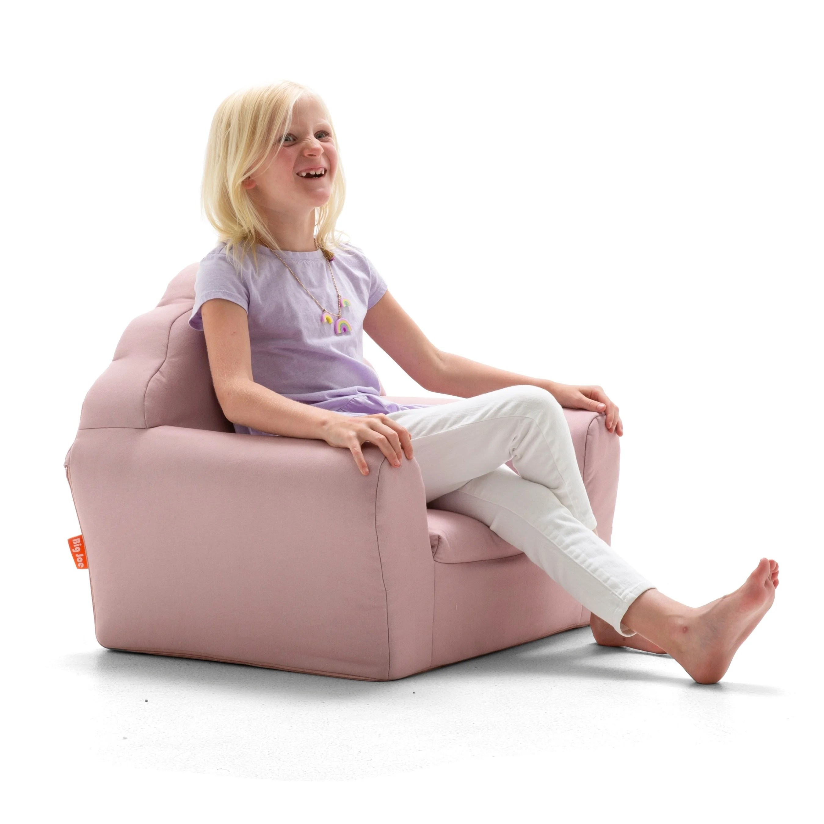 big joe kids chair covers for recliner chairs shop kid s art deco mid mod free shipping today overstock com 25572458