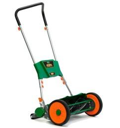 scotts ultra cut 18 in w manual push lawn mower [ 3500 x 3500 Pixel ]