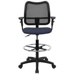 Drafting Chairs With Arms Dark Table White Shop Chair Free Shipping Today Overstock Com 27066768