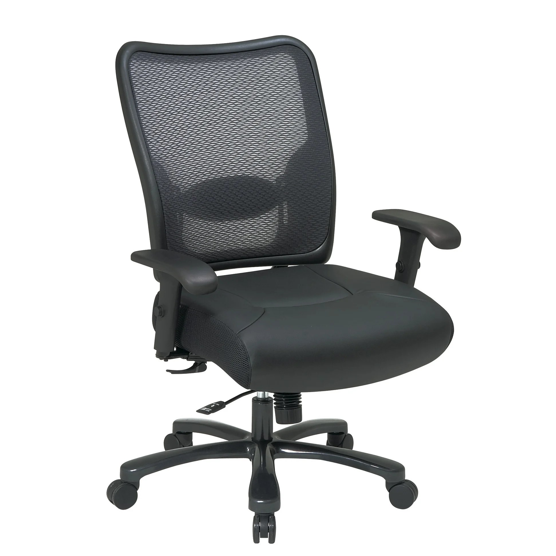 office star chairs yoga ball chair benefits shop big tall double airgrid back ergonomic free shipping today overstock com 3021447