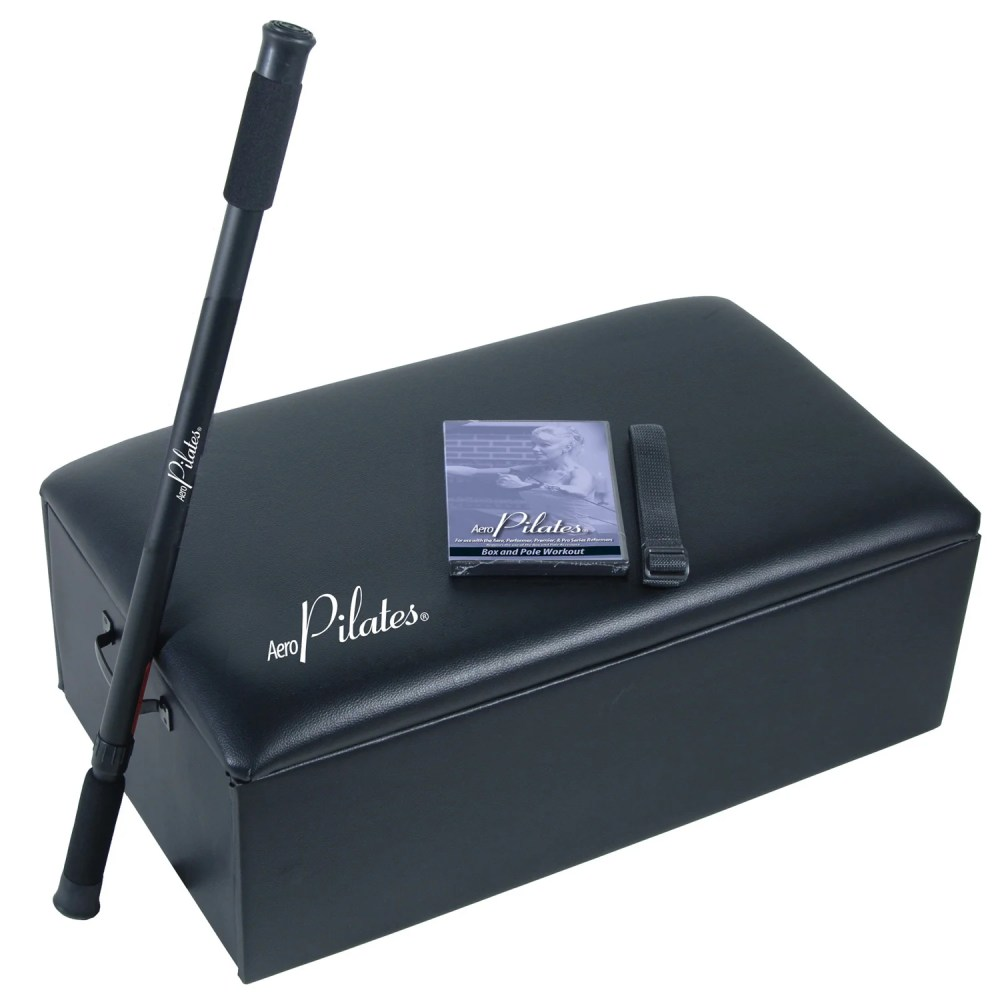 medium resolution of shop pilates box and pole free shipping today overstock com 4123511